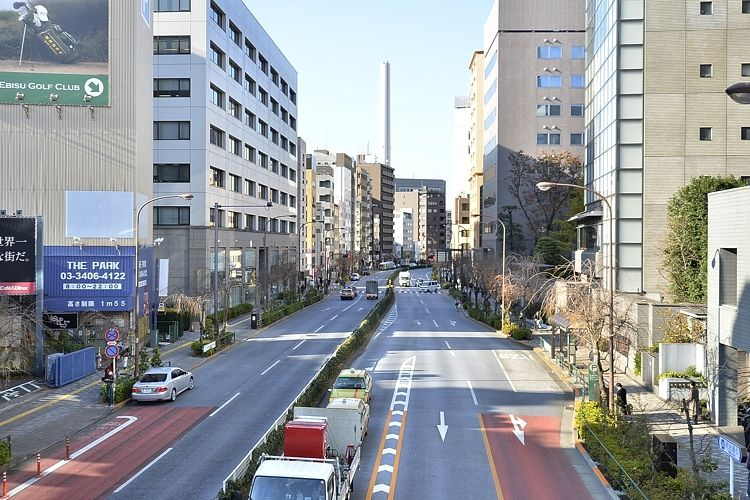 渋谷駅の賃貸:【恵比寿、代官山、渋谷駅が徒歩圏内。】