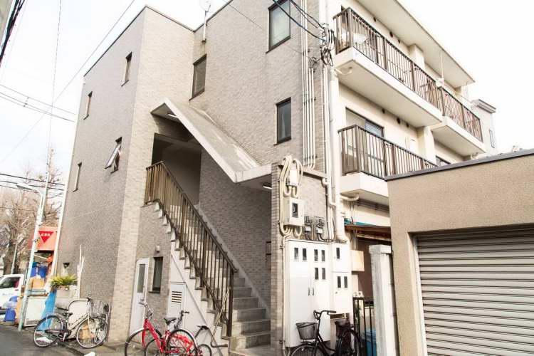 中目黒駅の賃貸:人気のエリアでお手頃価格。