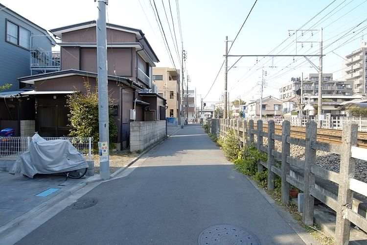 多摩川駅の賃貸:【そよ風にふかれて。】