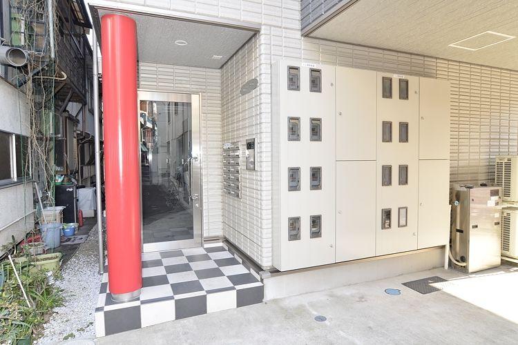 多摩川駅の賃貸:【クールな決め手。】