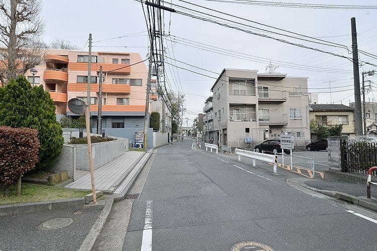東急東横線駅の賃貸:レイアウト自由な広々居室。