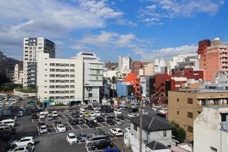 渋谷駅の賃貸:The SHIBUYA。