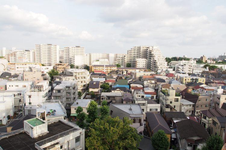 池尻大橋駅の賃貸:【東京タワーVIEW。】