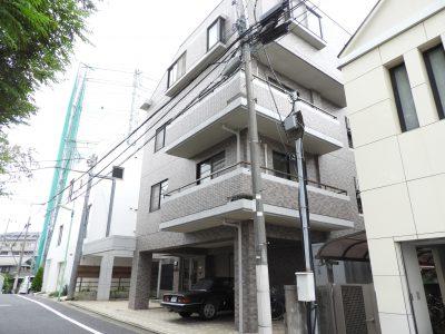 桜新町駅の賃貸:シンプルに満たされて。
