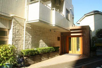 学芸大学駅の賃貸:【ブロック窓の暖かさ。】 学芸大学賃貸