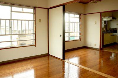大岡山駅の賃貸:The 昭和の団地。